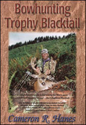 Bowhunting Trophy Blacktail - Front Cover