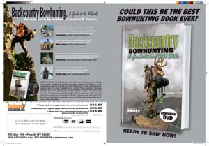Note from Cameron on Backcountry Bowhunting, A Guide to the Wild ...