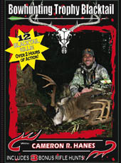Bowhunting Trophy Blacktail - The Video