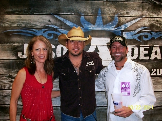 Cam, Trace and Jason