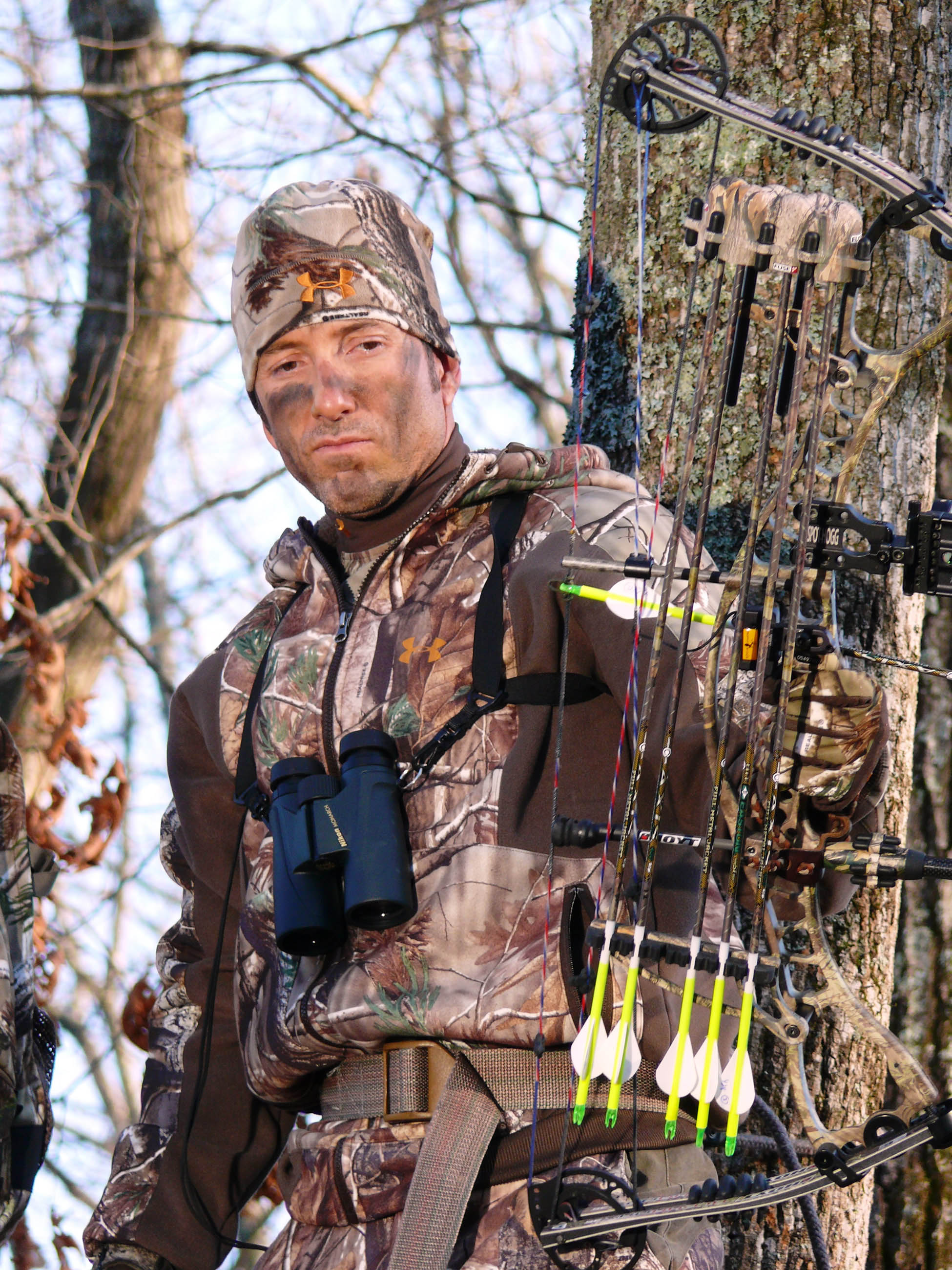 """Under Armour """"Athletes Hunt"""" TV Commercial...Behind the ..."""
